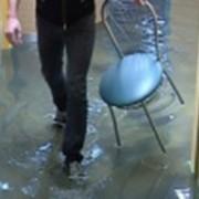 Выкачка воды после потопа фото