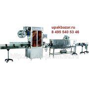 Этикетировочное оборудование для термоусадочной этикетки ETR-100 фото