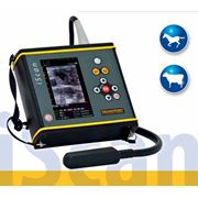 Портативный ветеринарный сканер УЗИ с линейным ректальным зондом фото