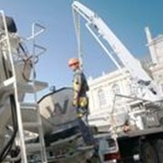 Товарный бетон марки М-250 фото