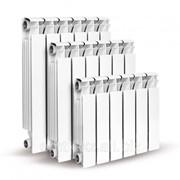 Радиатор алюминиевый 500мм ТУ 4012, Konner Lux-80 фото