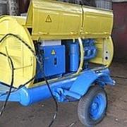 Аренда, прокат передвижного воздушного электрического компрессора ПКС-5.25 фото