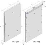 Панели стеновые плоские емкостных сооружений, ПС1, ПС2 фото