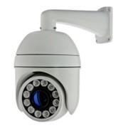 Высокоскоростная купольная PTZ камера S625 фото