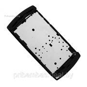 Корпус Sony Ericsson U5i Vivaz черный оригинальный фото