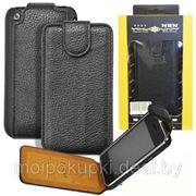 Кейс слим MBM iPhone 3GS черный фото