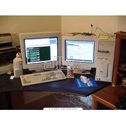 Обслуживание компьютерной техники фото