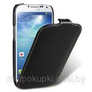 Чехол футляр-книга Melkco для Samsung GT-I9500 Galaxy S IV Black LC (Jacka Type) фото