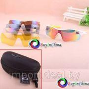 Солнцезащитные поляризационные очки в спортивном стиле № 5 фото