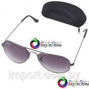 Солнцезащитные тонированные очки Aviator #1 фото