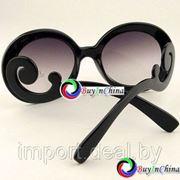 """Женские стильные солнцезащитные очки """"Wayfarer"""" фото"""