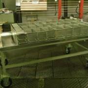 Комплект групповых форм для самопрессования сыров «Лори», «Дманисский» Я7-ОФО-01 с пластмассовой воронкой фото