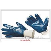 Перчатки с нитриловым покрытием фото