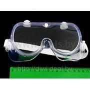 Очки защитные с непр. вент. ЗН54-У (11022) фото