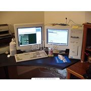 Программно-техническое обслуживание компьютера фото