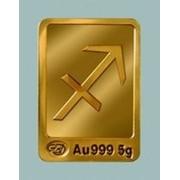 Золото слитки 10 г фото
