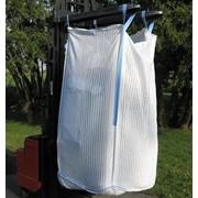 110x110x130 Мягкий контейнер полипропиленовый биг-бэг 2000 кг . фото