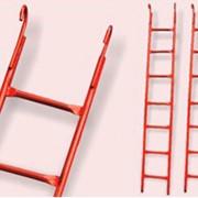 Лестница для строительных лесов фото