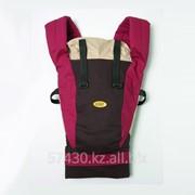 Рюкзак кенгуру SELBY Freedom шоколадно бордовый фото