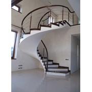 Армирование бетонных лестниц. Фибра фото