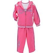 Модный спортивный костюм для девочки № 3w/2276jc фото