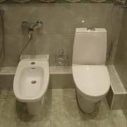 Отделка туалетов фото
