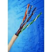 Кабели для компьютерных сетей и систем связи, витая пара фото