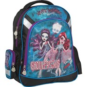 Рюкзак школьный Monster High MH15-519S. Размер S для детей ростом 115-130см 29278 фото