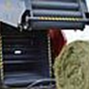 Пресс рулонный Z562 с ротором (Metal Fach) фото