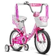 """Велосипед с колёсами 12"""" и 16"""" для детей от 1,5 до 6 лет. фото"""