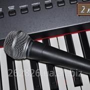 Микрофон Shure sm58 фото