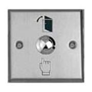 Кнопка запроса на выход НЗ/ НР (нержавеющая сталь) фото
