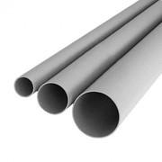 Труба поливинилхлоридная ПВХ 180х16.4 мм гладкая тяжелая фото