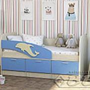 """Кровать """"Дельфинчик"""" фото"""
