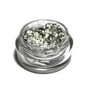 In'Garden, Фольга для дизайна ногтей, серебро фото