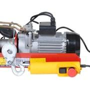 Тельфер электр 880Вт 200-400кг 6/12м 220В ULTRA фото