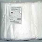 Фасовочный пакет №9 26х35 0,57кг Saeedoff желтая фото