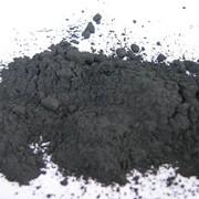 Никель оксид, черный фото