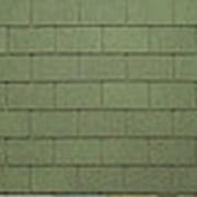 Гибкая черепица NORDLAND Классик Зеленый 1000x340мм фото