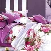 Комплект постельного белья Афина сатин фото