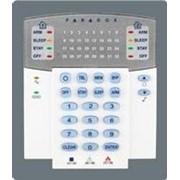 Клавиатура проводная светодиодная K32 LED 32-зонная для панелей серии Spectra фото