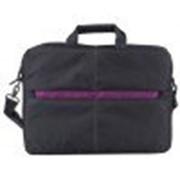 Сумка для ноутбука X-Digital Dallas 216V Black/Violet XD216V фото