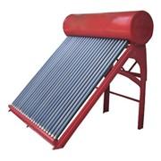 Солнечный водонагреватель СН-56 Накопительный 130 л, 15 трубок фото