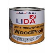 Лак атмосферостойкий WoodProfi фото