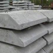 Плиты железобетонные ленточных фундаментов ФЛ 24-12-2 фото
