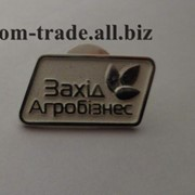 Значки с корпоративной символикой фото