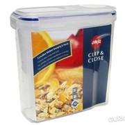 Ёмкость для круп EMSA CLIP & CLOSE 4л (EM507850) фото
