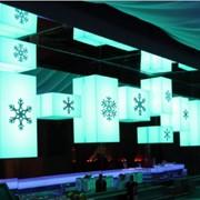 Новогодние украшения из пенопласта, Элементы декора интерьера фото