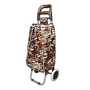 Универсальная сумка-тележка на двух колесах фото