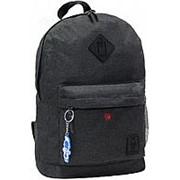Рюкзак Bagland 'Молодежный меланж' 00533692 серый темный фото